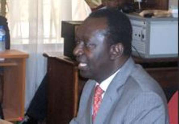 Addo-Kufuor humbled for failing to notify constituents of his ambition